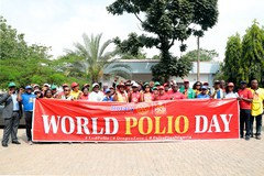 Sir Emeka Offor Foundation Joins Rotary to Mark 2018 World Polio Day