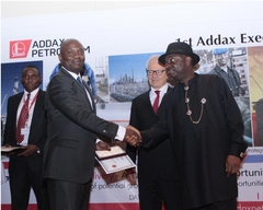 Addax Petroleum Honors Kaztec