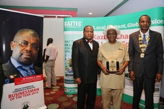 "Sir Emeka Offor Recognized as ""Businessman of the Year"""