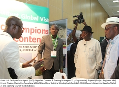 The 3rd Practical Nigerian Content Exhibition