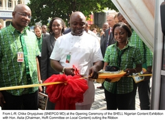 Kaztec Engineering Ltd. Showcases Nigerian Capacity at 2013 Shell Nigerian Content Exhibition