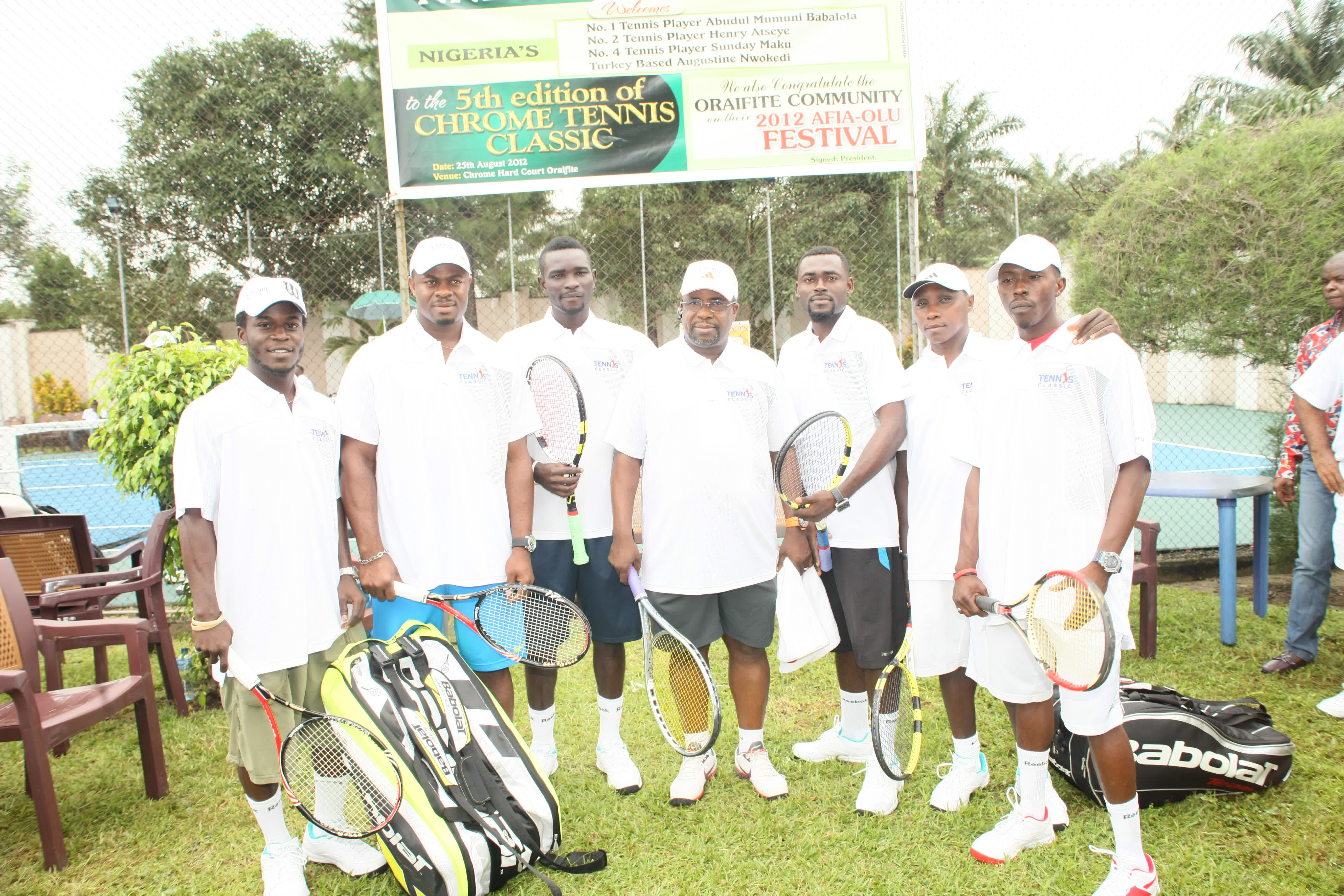 The 5th Chrome Tennis Classic