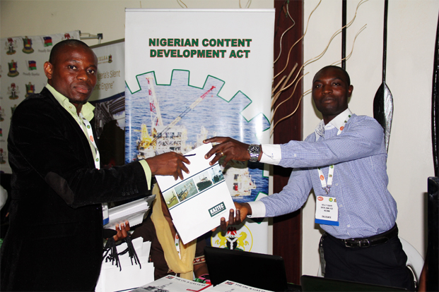 Kaztec Engineering Limited at NCI's 2nd Practical Nigerian Content Conference