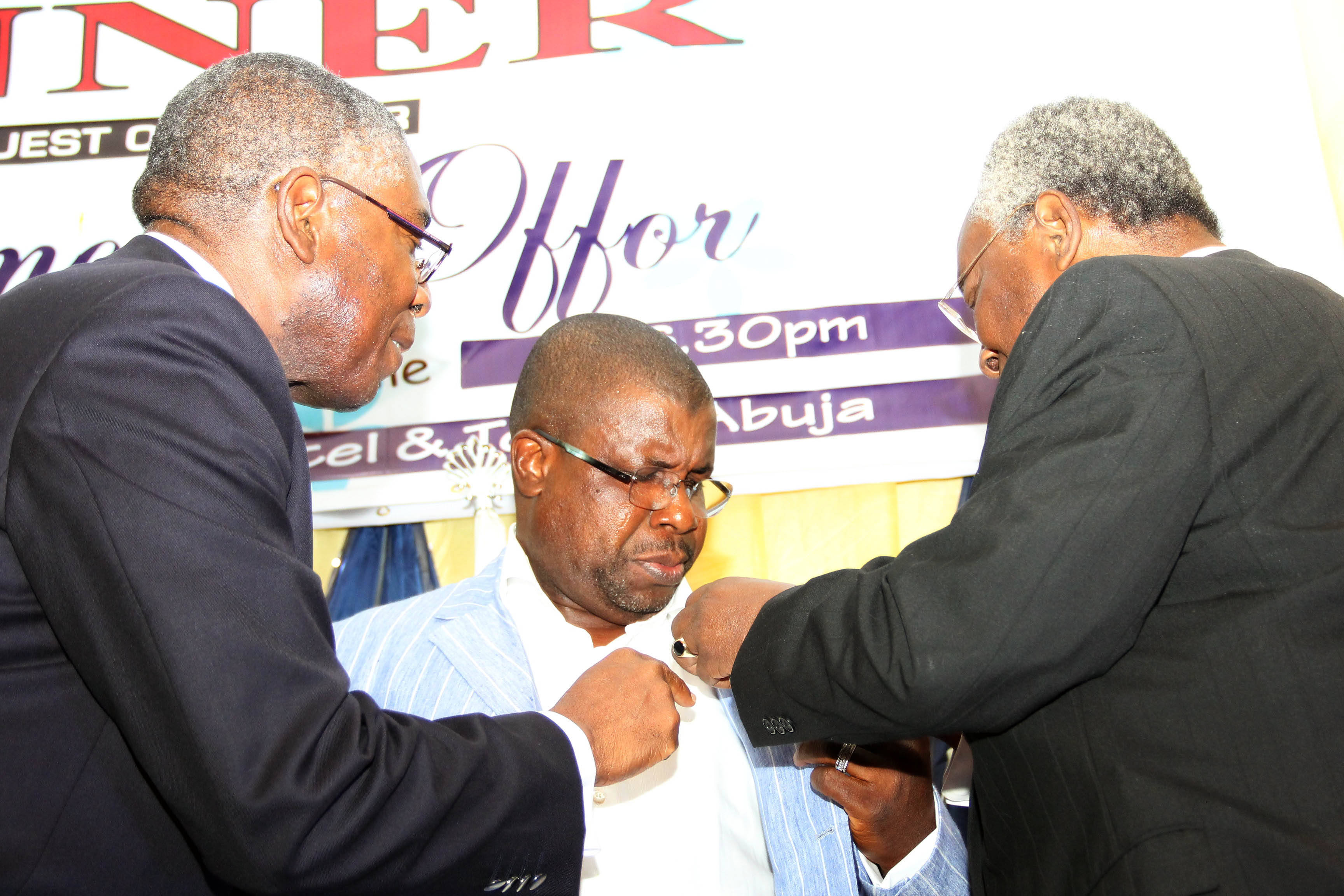 Sir Emeka Offor Honored by Rotary Foundation