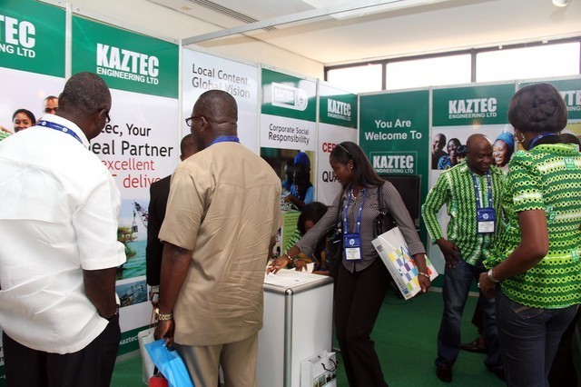 Kaztec Engineering Ltd. Showcases Services at OWA 2013