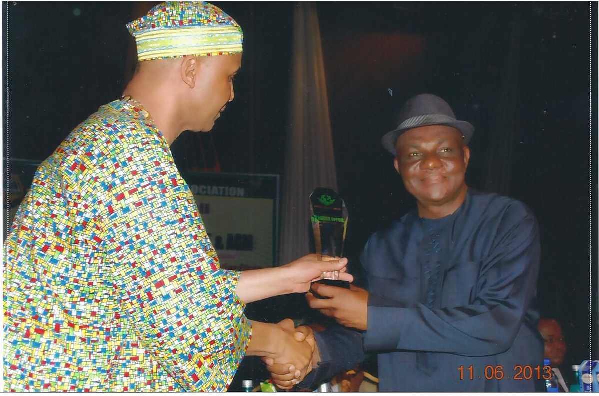 Sir Emeka Offor Honored by Nigerian Library Association