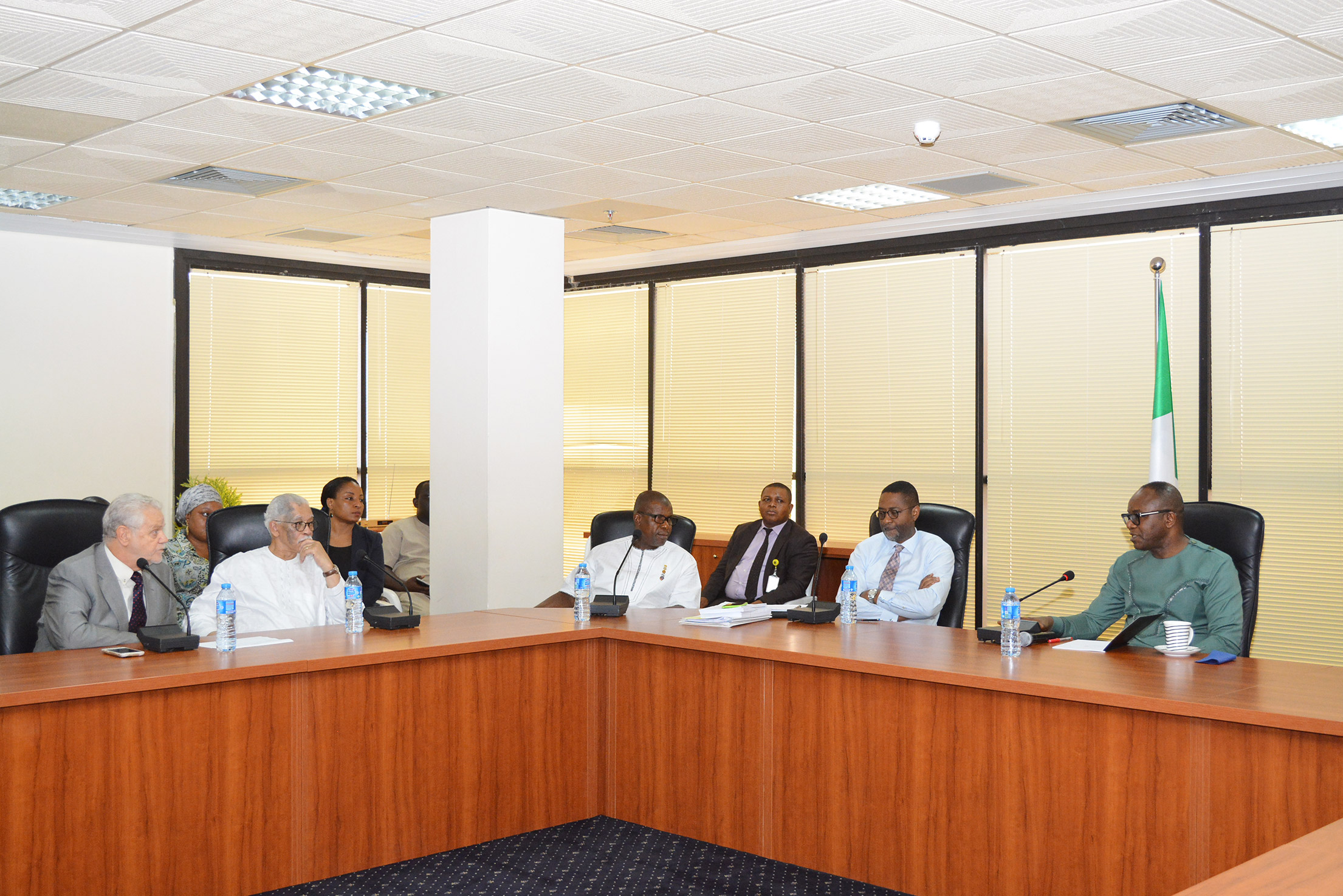 CSIC and Kaztec Explore Strategic Partnership in Shipbuilding and other Potential Opportunites in Nigeria