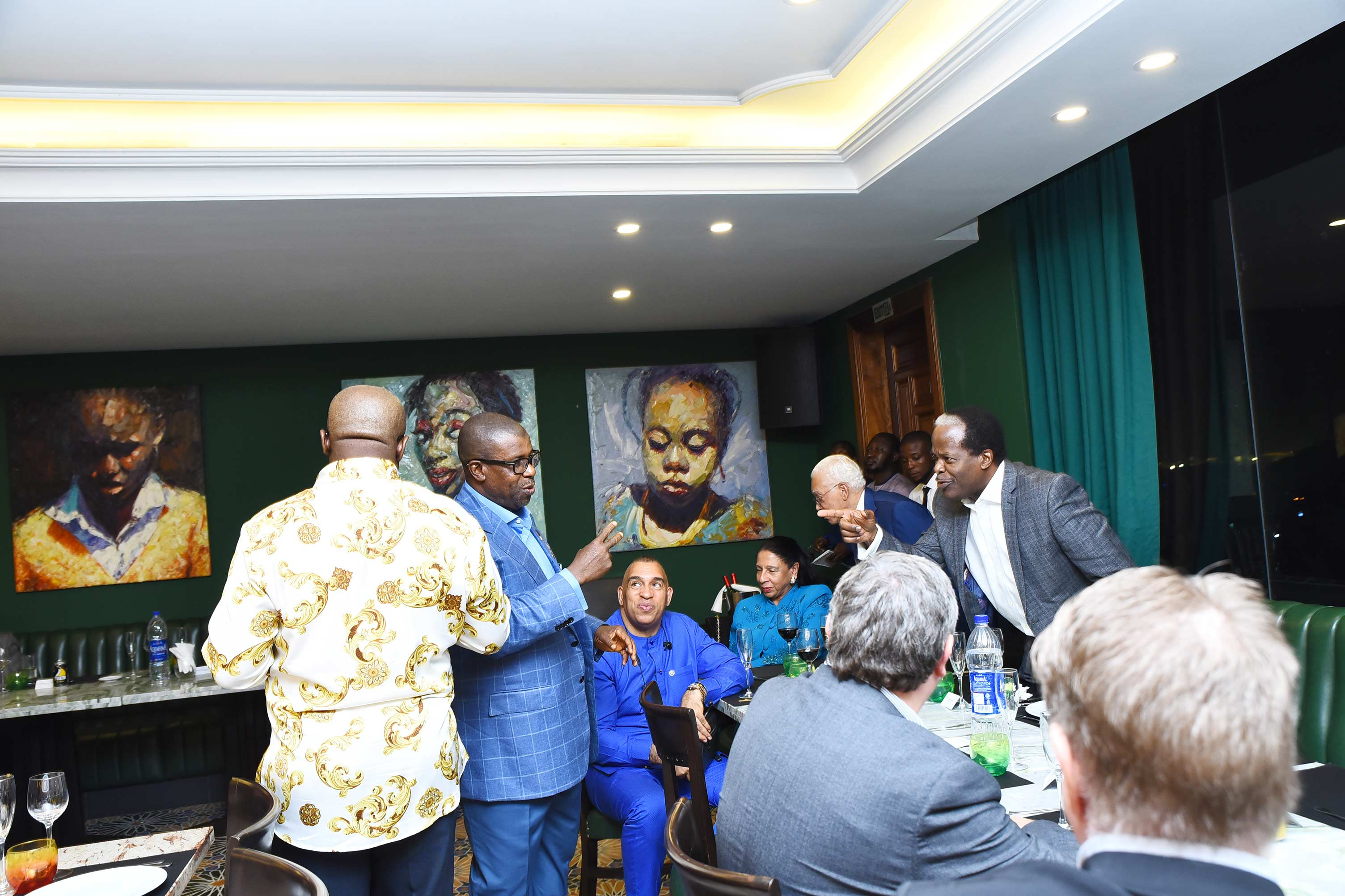Sir Emeka Offor Foundation Honours Ambassador Andrew Jackson Young