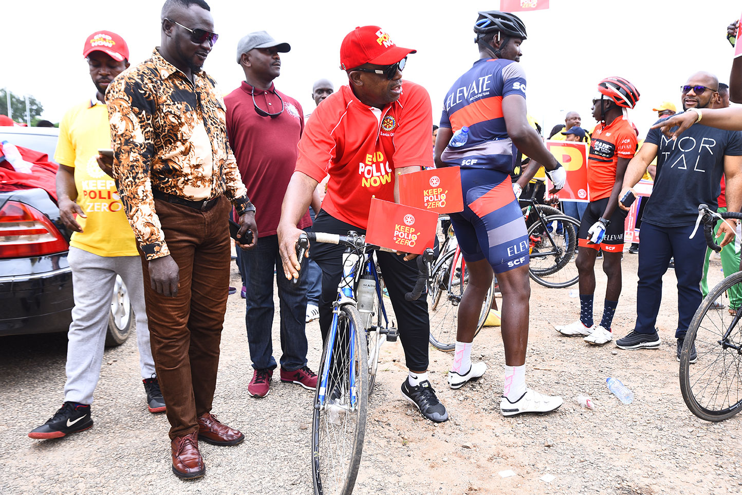 Sir Emeka Offor Foundation Commits to End Polio in the World